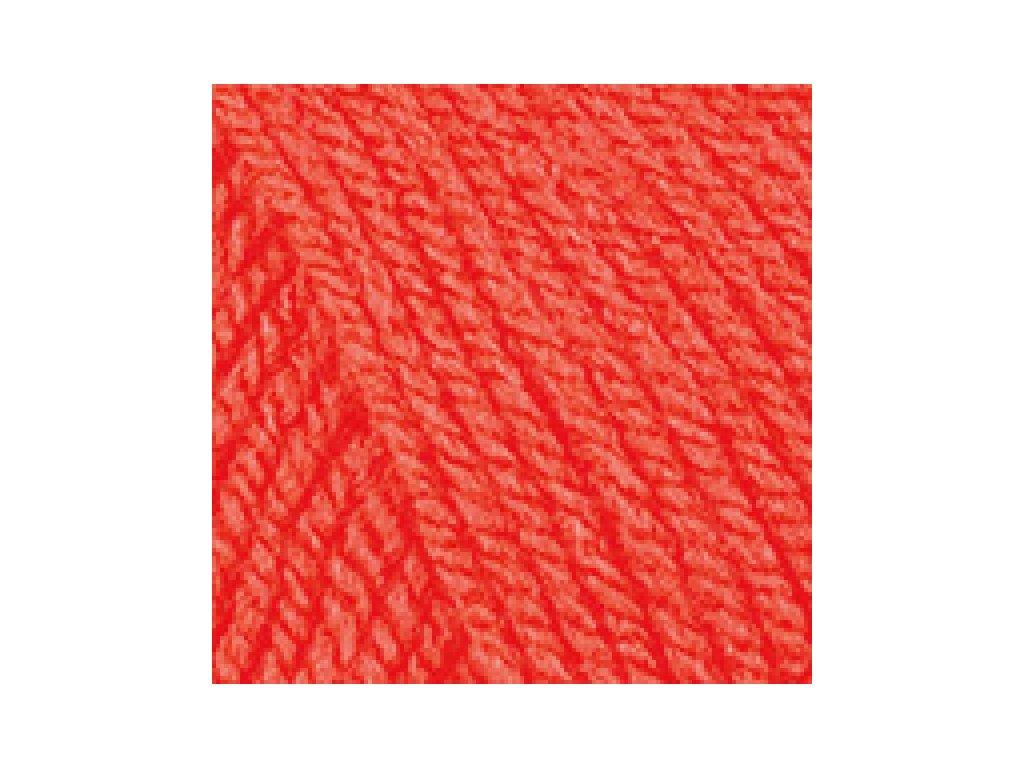YarnArt Baby 8040 - oranžová