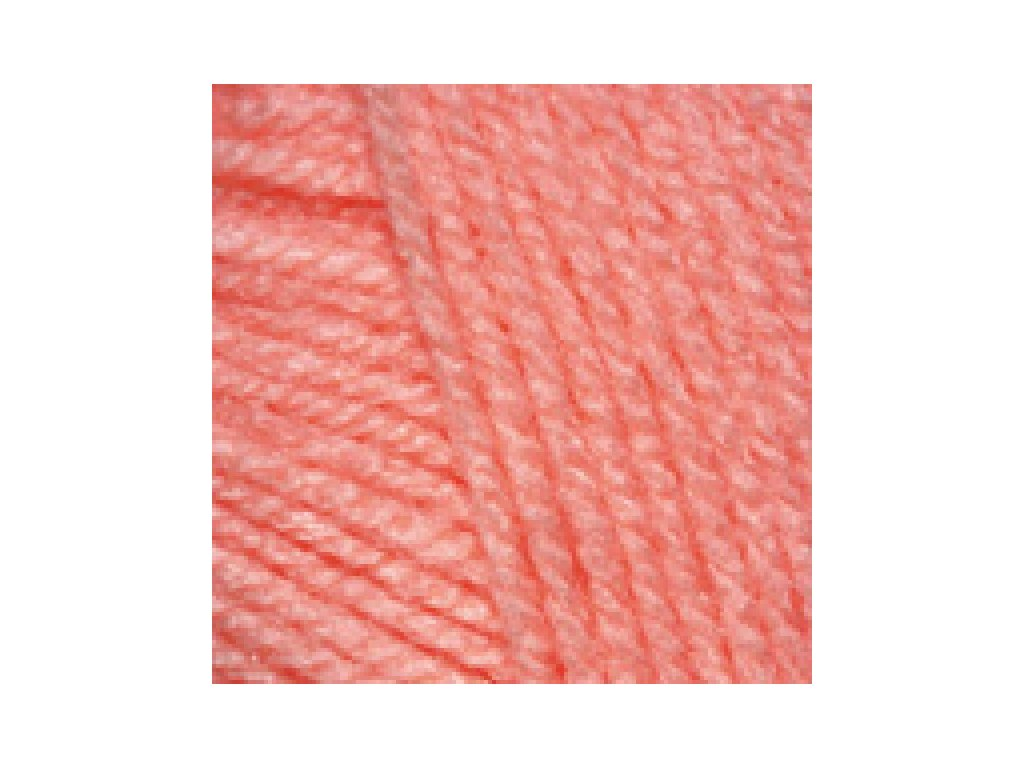 YarnArt Baby 622 - lososově oranžová
