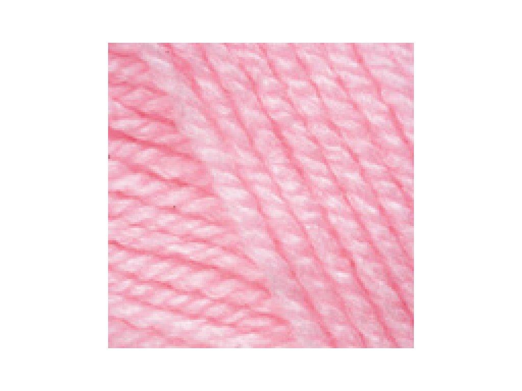 YarnArt Baby 649 - světle růžová