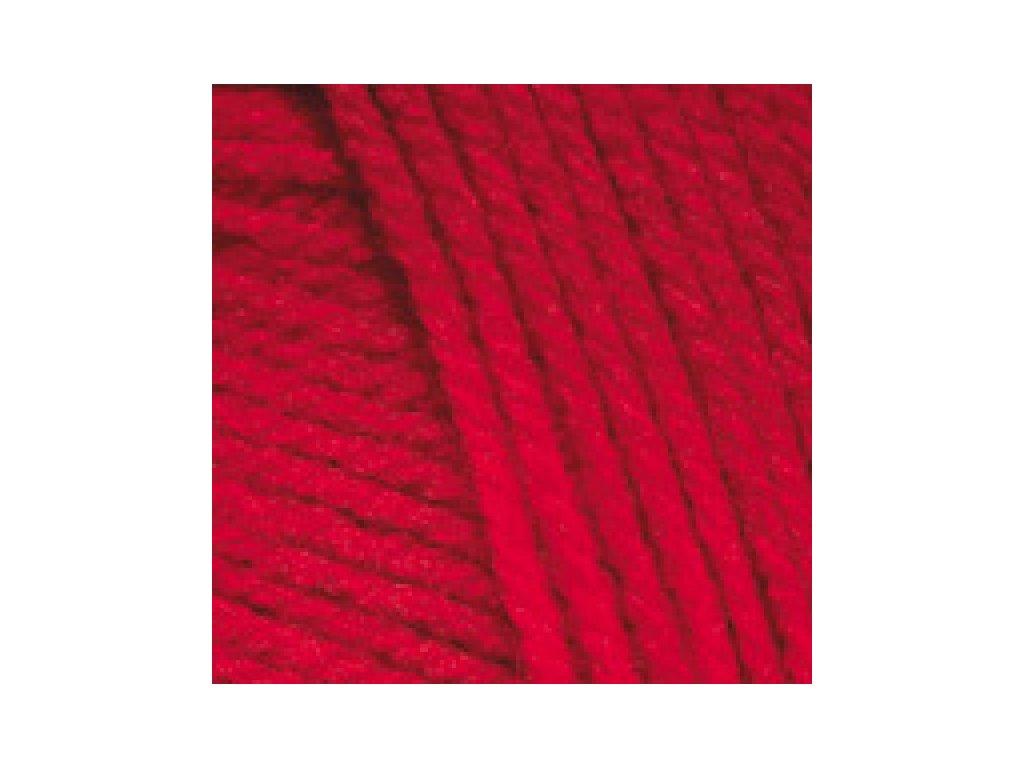 YarnArt Baby 156-červená