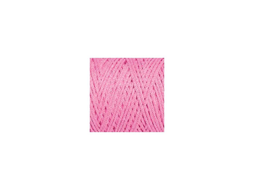 YarnArt Macrame Cotton 789 - růžová