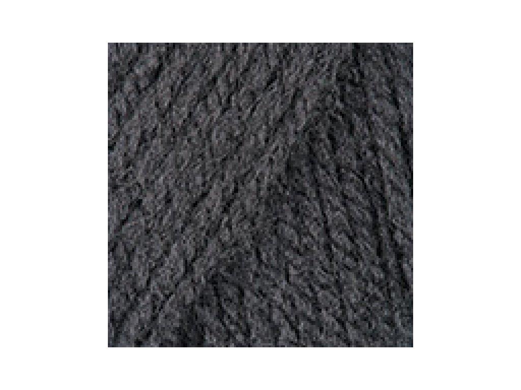 YarnArt Elite 241 - tmavě šedá
