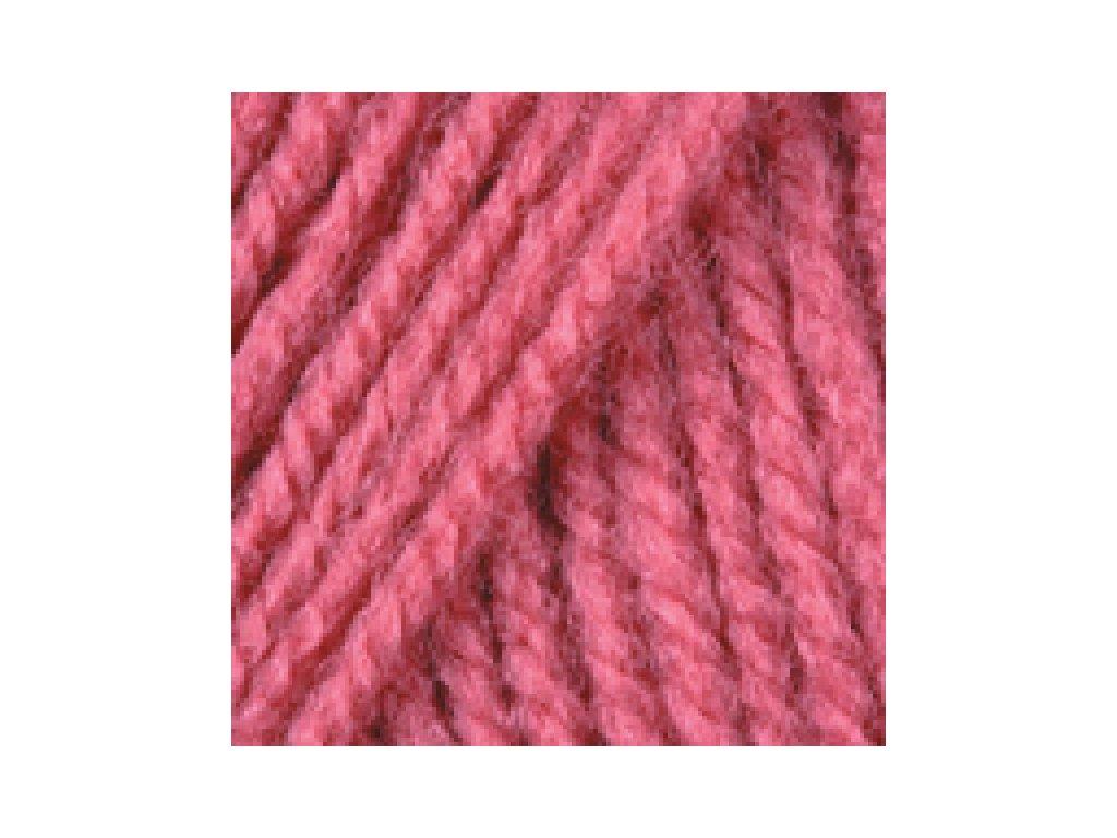 YarnArt Elite 219-tmavě růžová