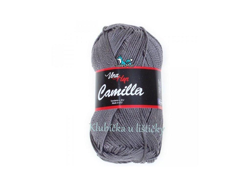 Vlna-Hep Camilla-8235 šedá