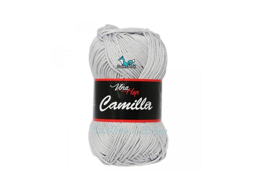 Vlna-Hep Camilla-8230 světle šedá