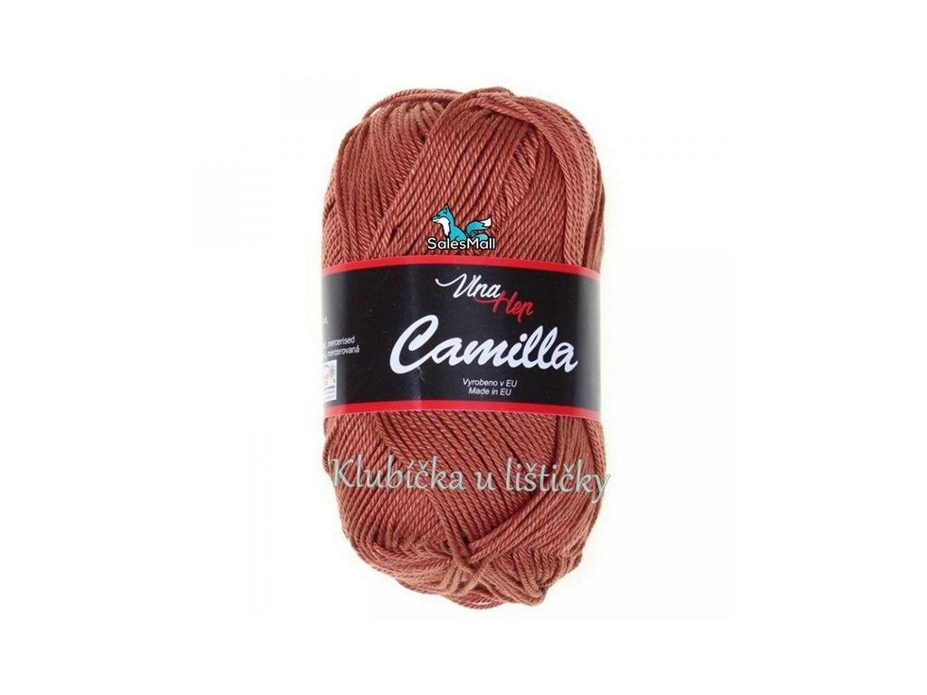 Vlna-Hep Camilla-8211 skořicová