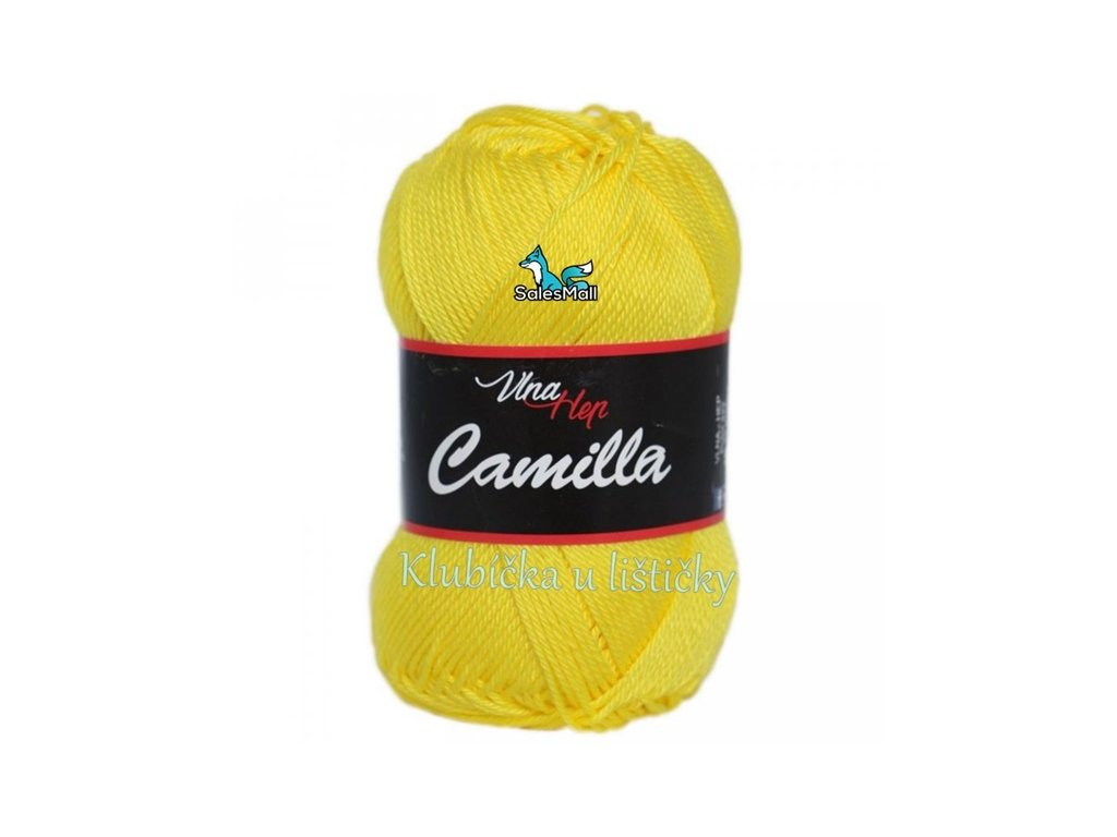 Vlna-Hep Camilla-8184-žlutá