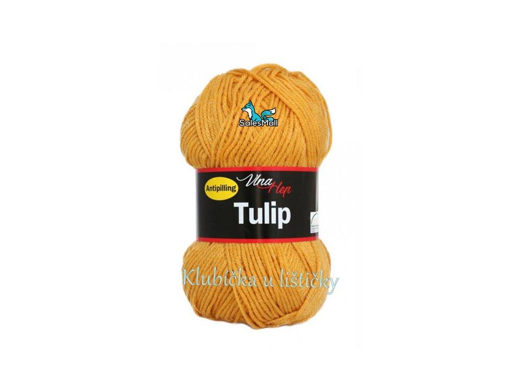 Vlna-Hep Tulip 4489-hořčicová