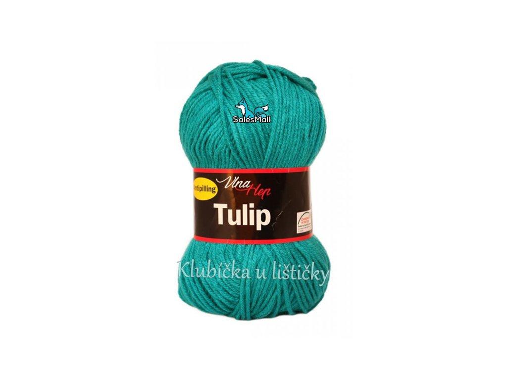 Vlna-Hep Tulip 4139-zelená