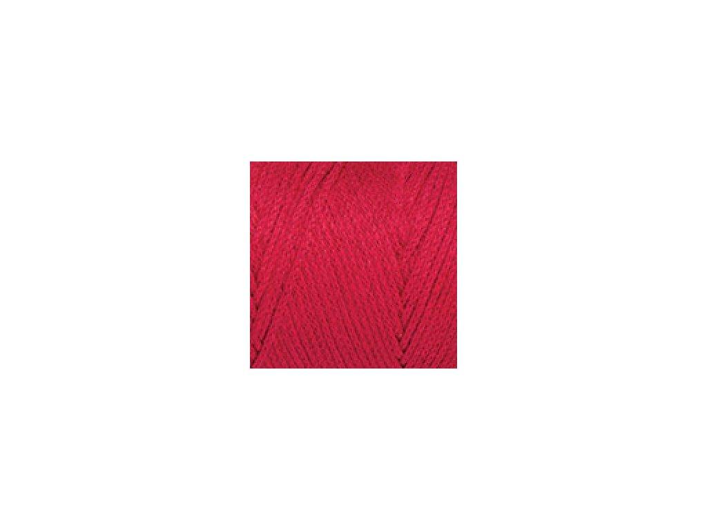 YarnArt Macrame Cotton 772 - červená