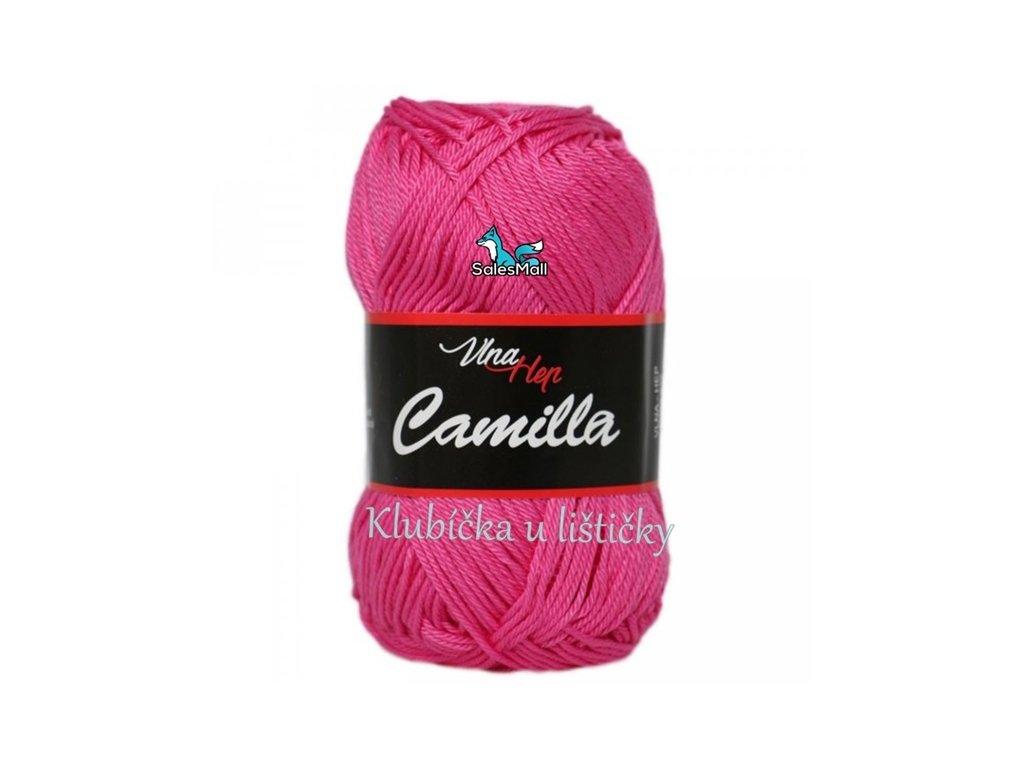 Vlna-Hep Camilla-8037 růžová