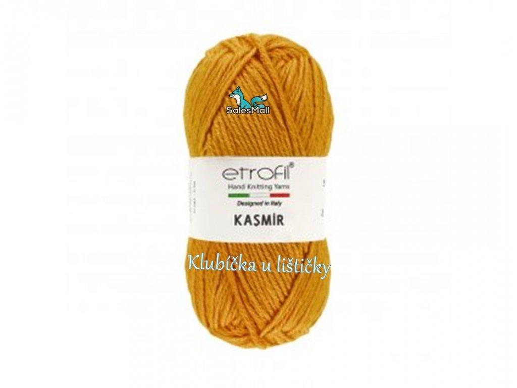 Etrofil Kasmir 70212 - oranžová