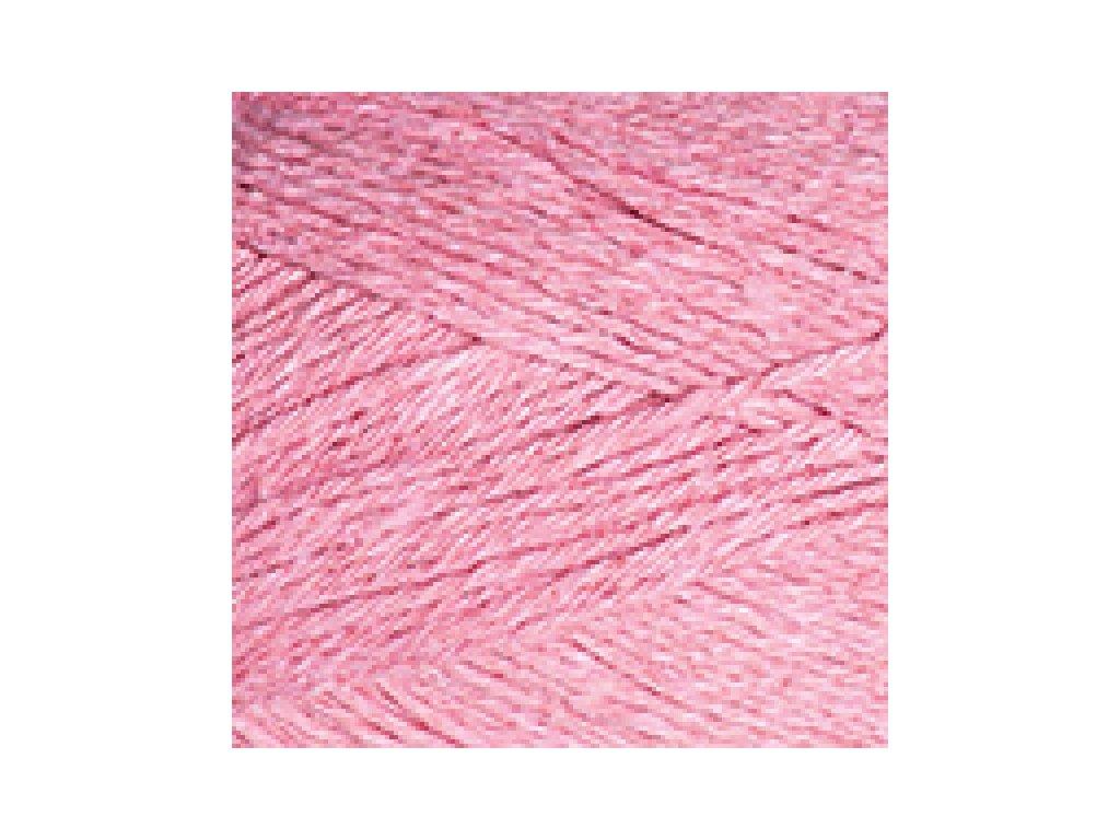 Eco Cotton 766 - světle růžová