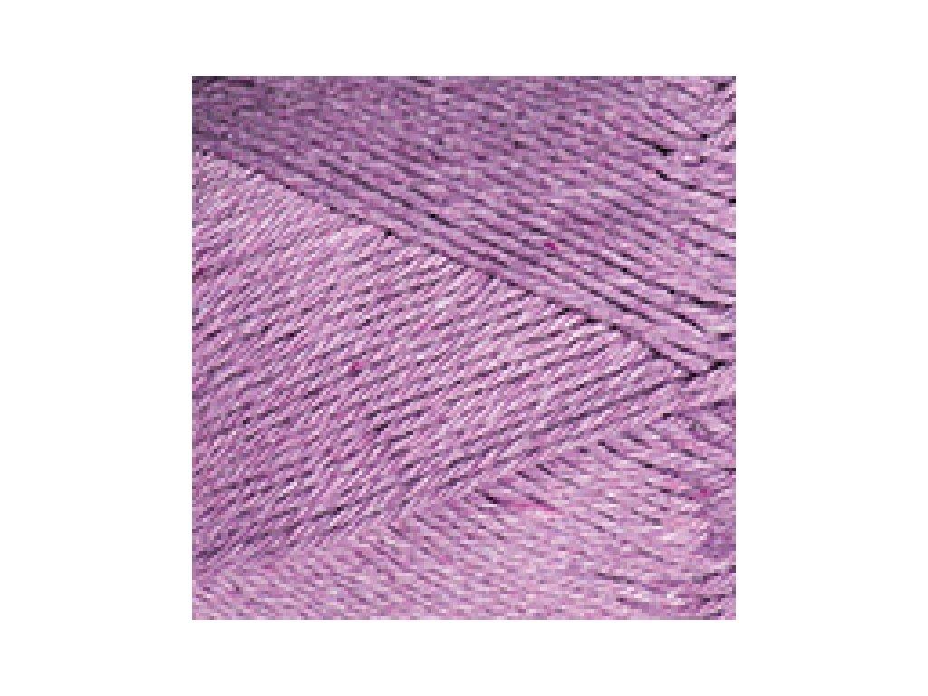 Eco Cotton 771 - světle fialová