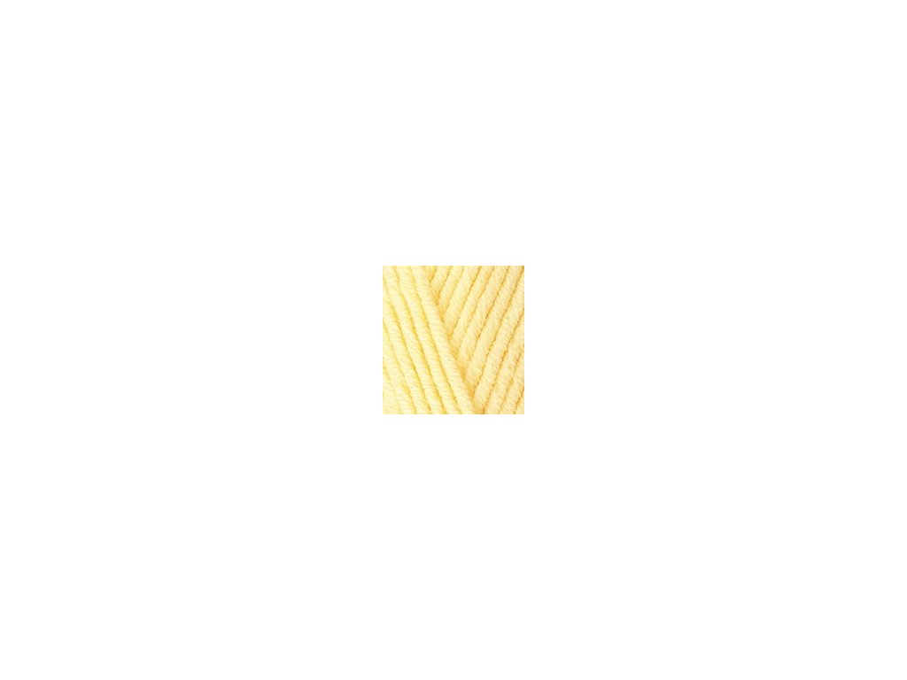 Cotton Gold Hobby světle žlutá - 187