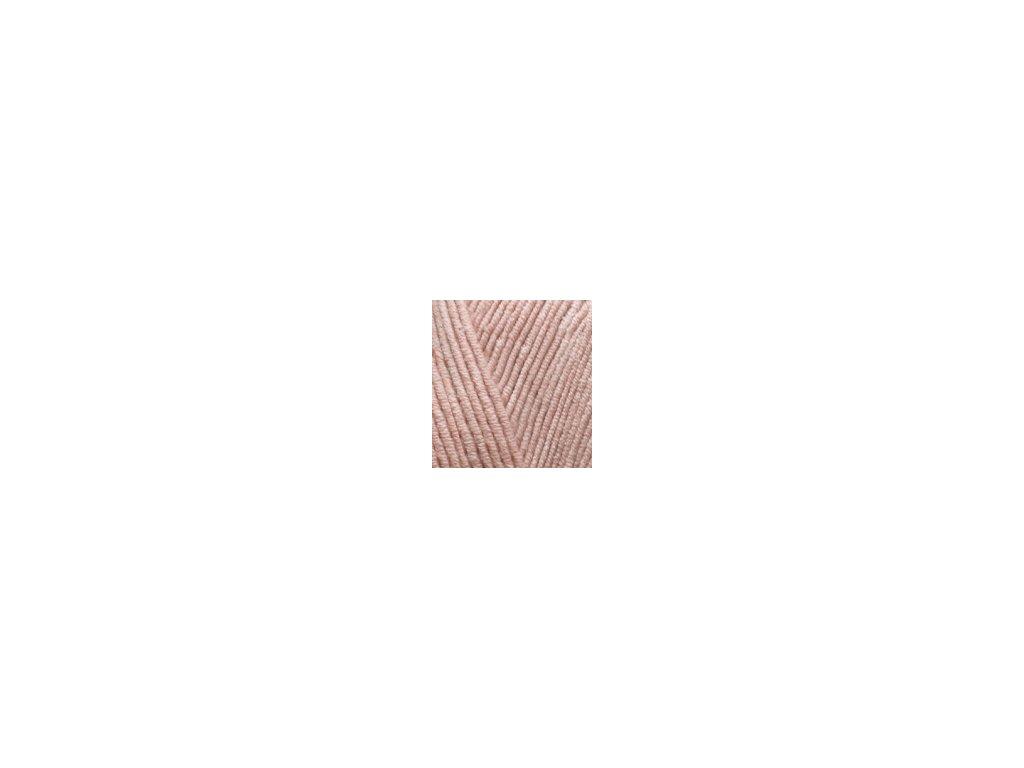 Cotton Gold Hobby pudrově růžová - 161