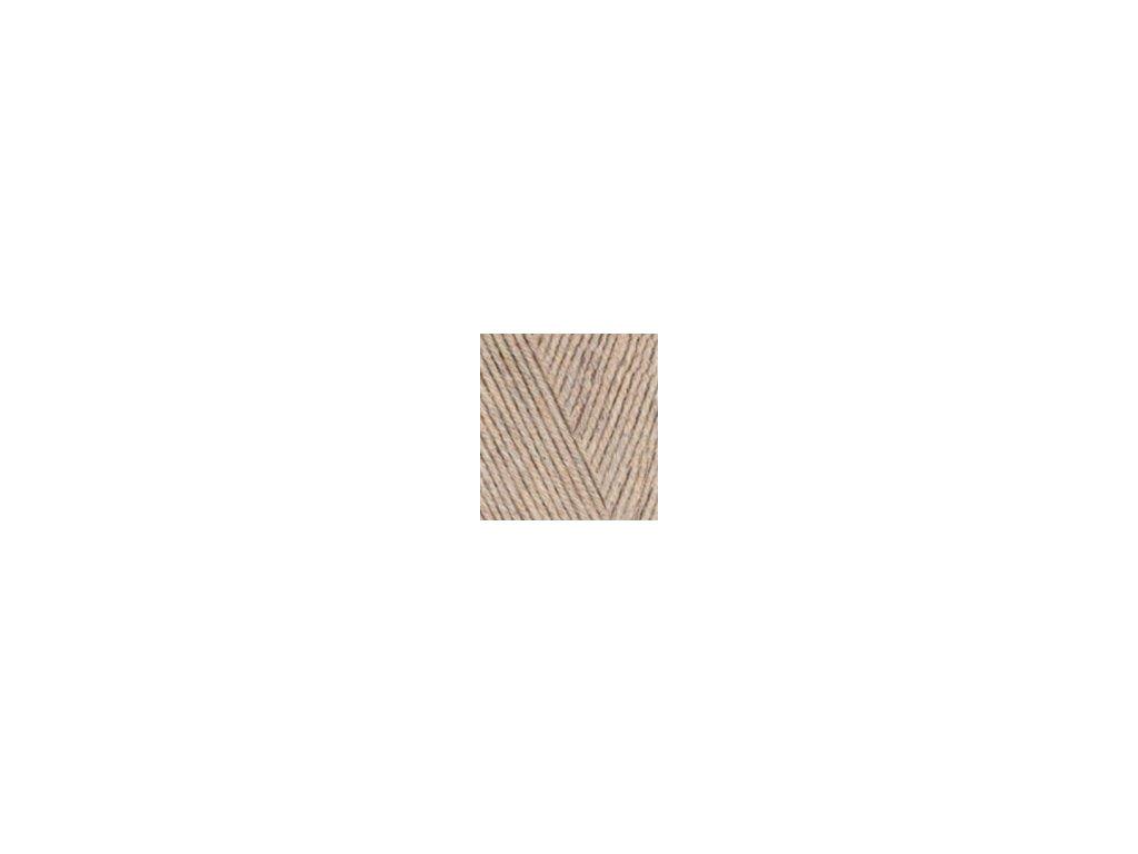 Cotton Gold Hobby béžová melange - 152