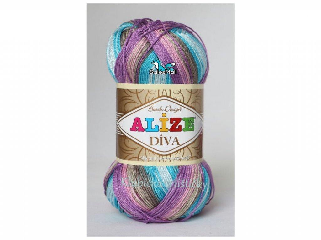 Alize Diva Batik - 5553