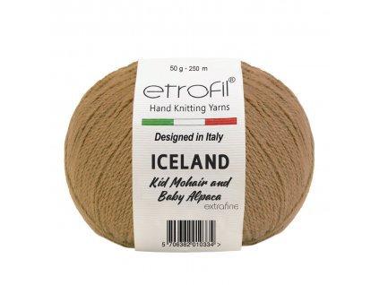 Etrofil Iceland béžová BL1027
