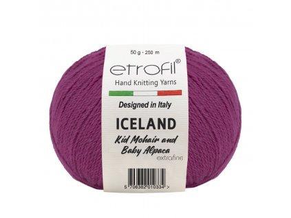 Etrofil Iceland fuchsiová 06093