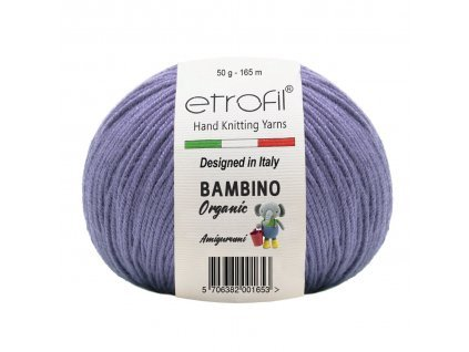 Bambino Organic  šeříková 70604