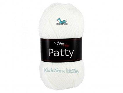 Vlna-Hep příze Patty - 4002 bílá