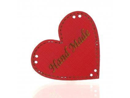 17931 990203 ng kozenka cervena srce hand made