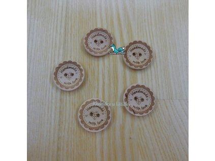 Knoflík  Handmade-25mm