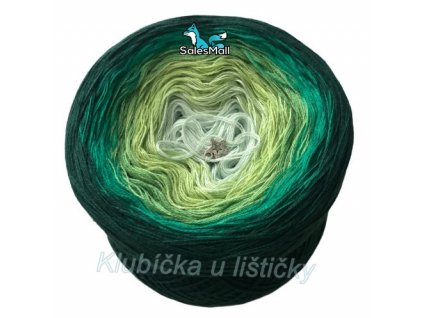 vyrn 6639Green ombre