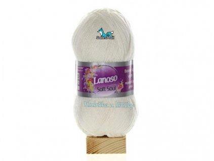 Lanoso Soft Soul 901 - krémová