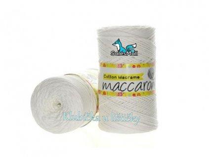 Cotton Macrame 03 - krémová