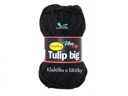 Vlna Hep Tulip Big 4001 - černá