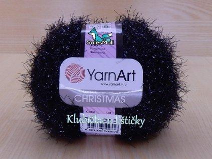 YarnArt Christmas 1 - černá