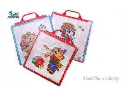 Dětské kapesníky taška C02