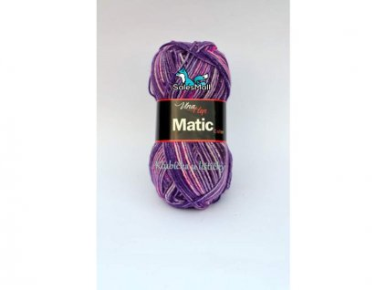 Příze Matic Color 5406