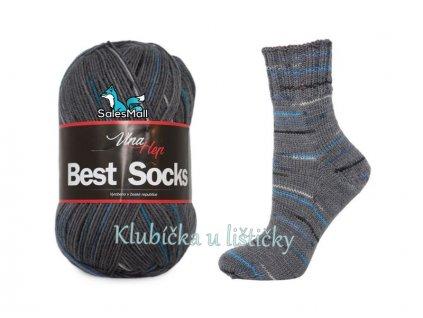Vlna Hep Best Socks 10174