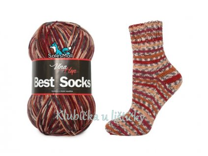 Vlna Hep Best Socks 10048