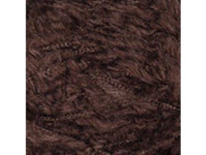 YarnArt Mink 333 -tmavě hnědá
