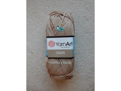 YarnArt Tahiti 215-béžová
