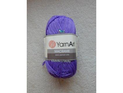 YarnArt Macrame 135-fialová