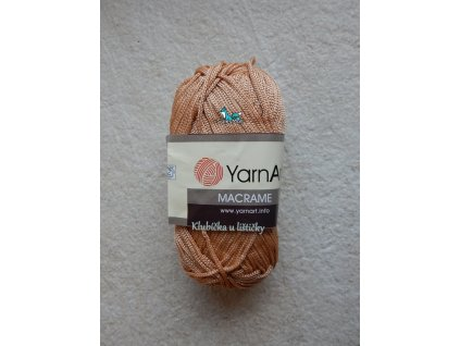 YarnArt Macrame 131-béžová