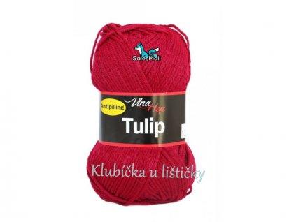 Vlna-Hep Tulip 4010-vínová