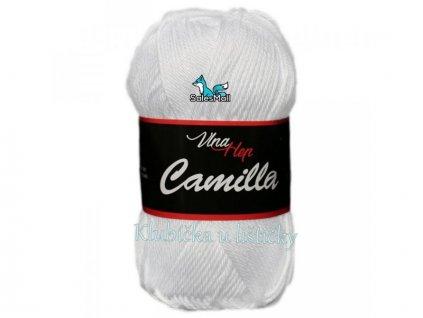 Vlna-Hep Camilla-8002 bílá