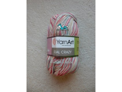 YarnArt Ideal Crazy 3201
