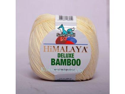 Himalaya Deluxe Bamboo 124-03 - vanilková