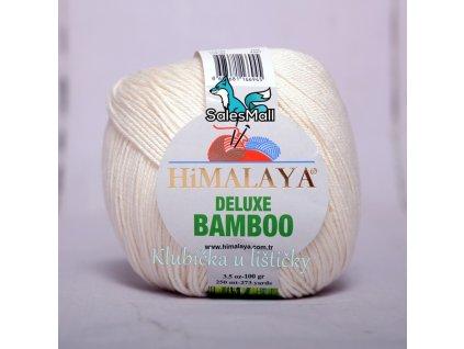 Himalaya Deluxe Bamboo 124-02 - smetanová