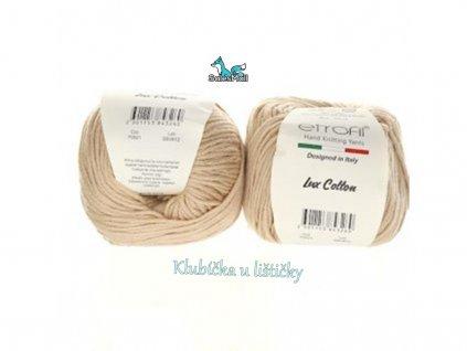 Etrofil Bambino Lux Cotton 70021-světle béžová