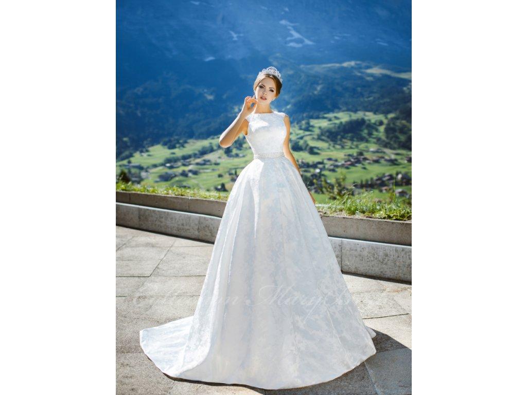 Svadobné šaty 1055
