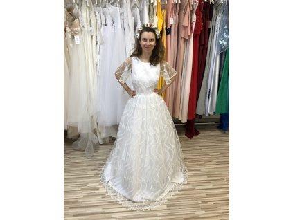 Svadobné šaty č.375