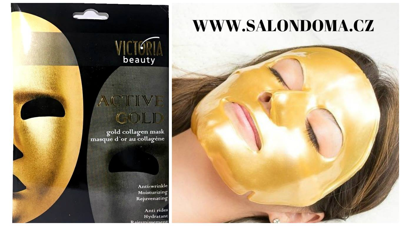 Victoria Beauty Active Gold 24 k